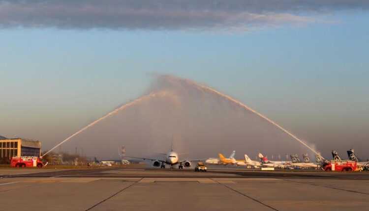 Zborul inaugural Ryanair pe ruta Bucureşti – Milano Malpensa