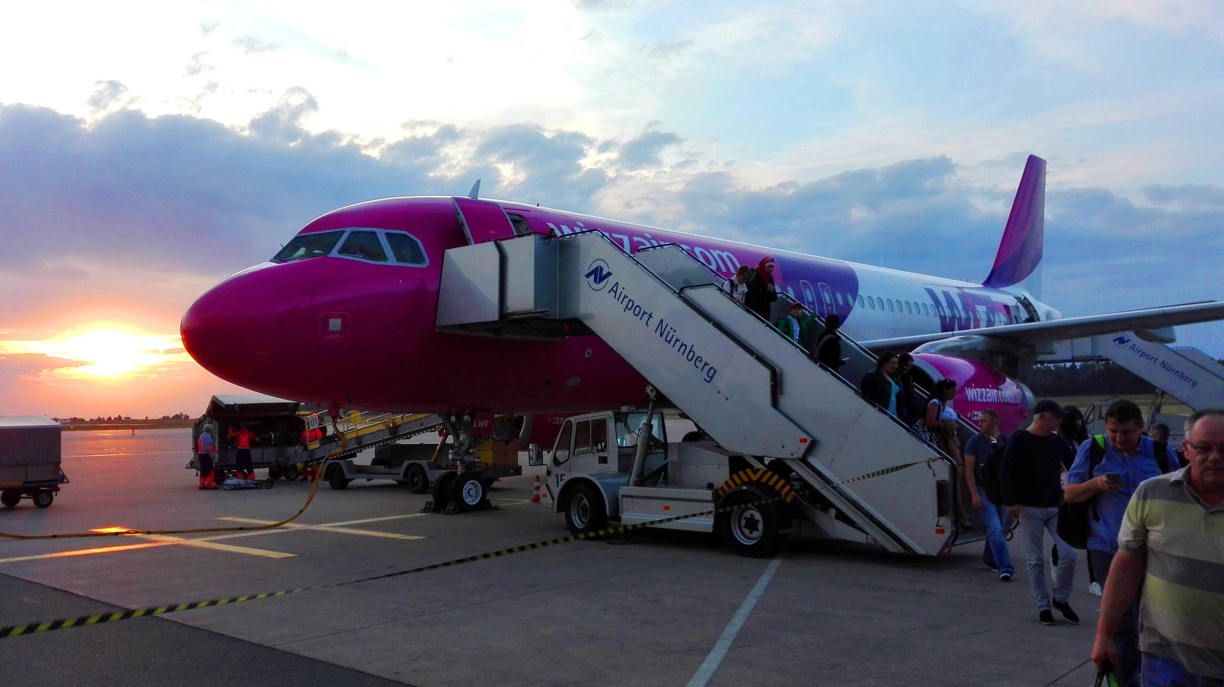 airport-nurnberg-wizz-air