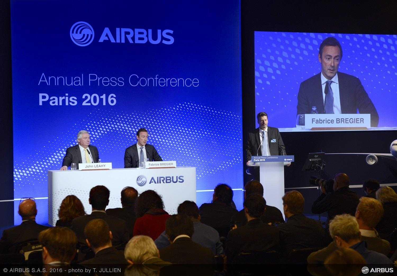 Conferinta Airbus 2016