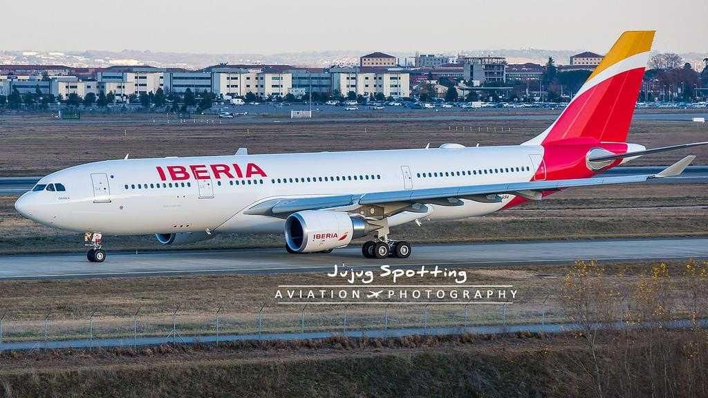 A330-200-Iberia