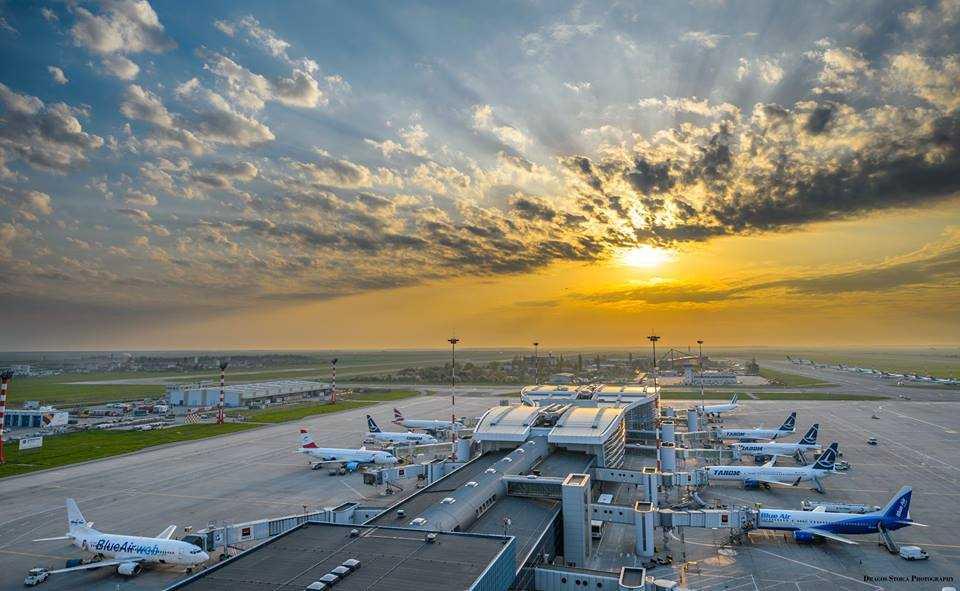 Havaalanı Henri Coanda Otopeni,