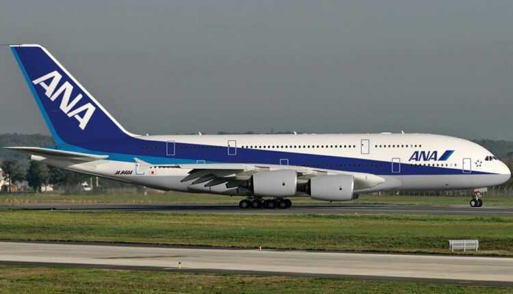 ANA a comandat 3 aeronave Airbus A380