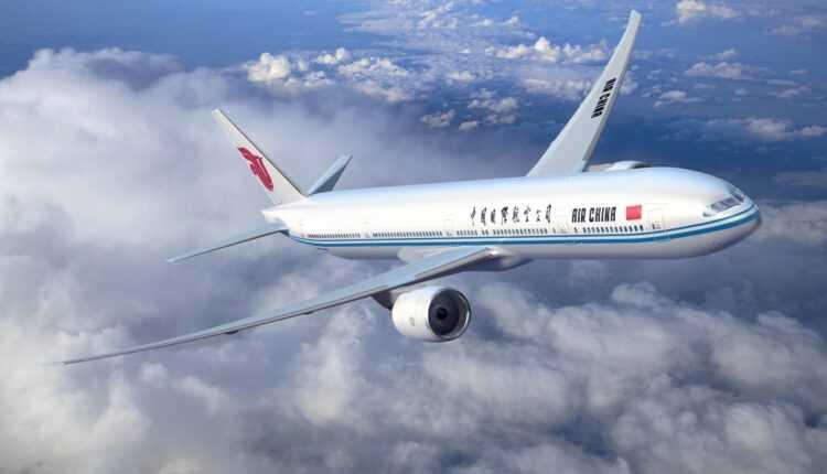 Air China a finalizat comanda pentru 6 aeronave Boeing 777-300ER