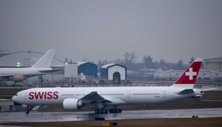 (Video) Din culise: Primul Boeing 777-300ER SWISS