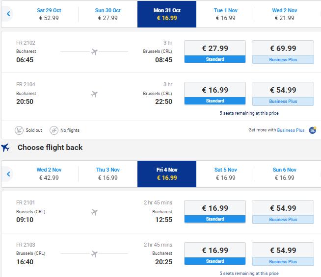 Bucuresti-Bruxelles-Ryanair-2016-2017