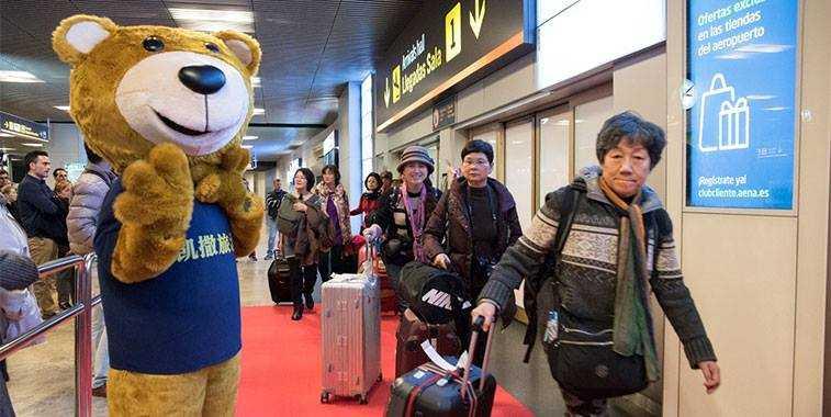 Hangzhou-Madrid-Pekin-Sermaye-Havayolları