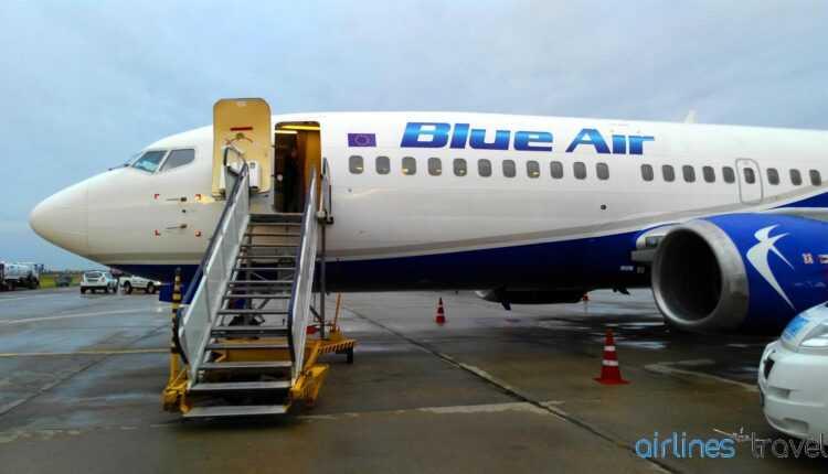 Zborurile Blue Air pe rutele Bucureşti-Bruxelles (25 martie) şi Bacău-Bruxelles (26 martie)