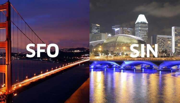 San Francisco – Singapore cu Boeing 787-9 United, de la 1 iunie 2016