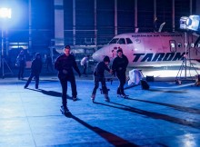 Skateboard-Filmare-Hangar-TAROM