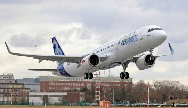 (Video) Primul zbor operat de Airbus A321neo dotat cu motoare CFM LEAP-1A