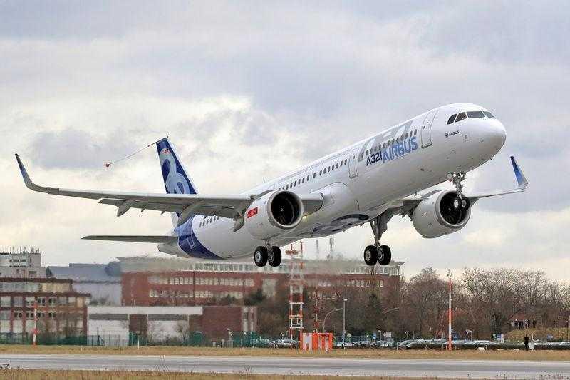 Airbus A321neo-CFM