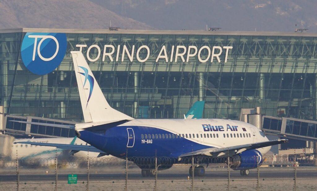 Сине-Air-Torino