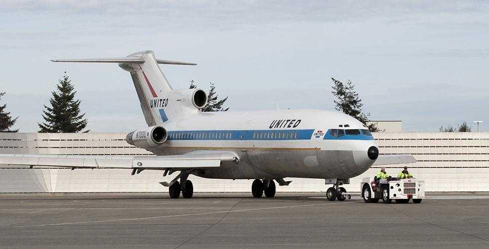 Boeing 727-N7001U