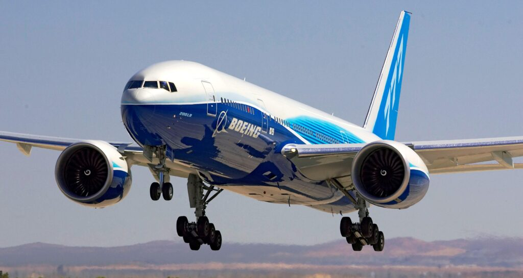 Boeing-777-Aircraft
