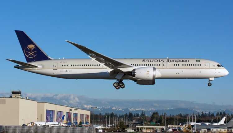 (Video) Boeing a livrat primul Boeing 787 Dreamliner către SAUDIA