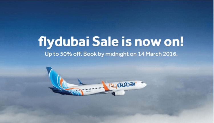 [Oferta FlyDubai] Reducere de până la 50% / Colombo de la 357 EUR, Maldive de la 355 EUR