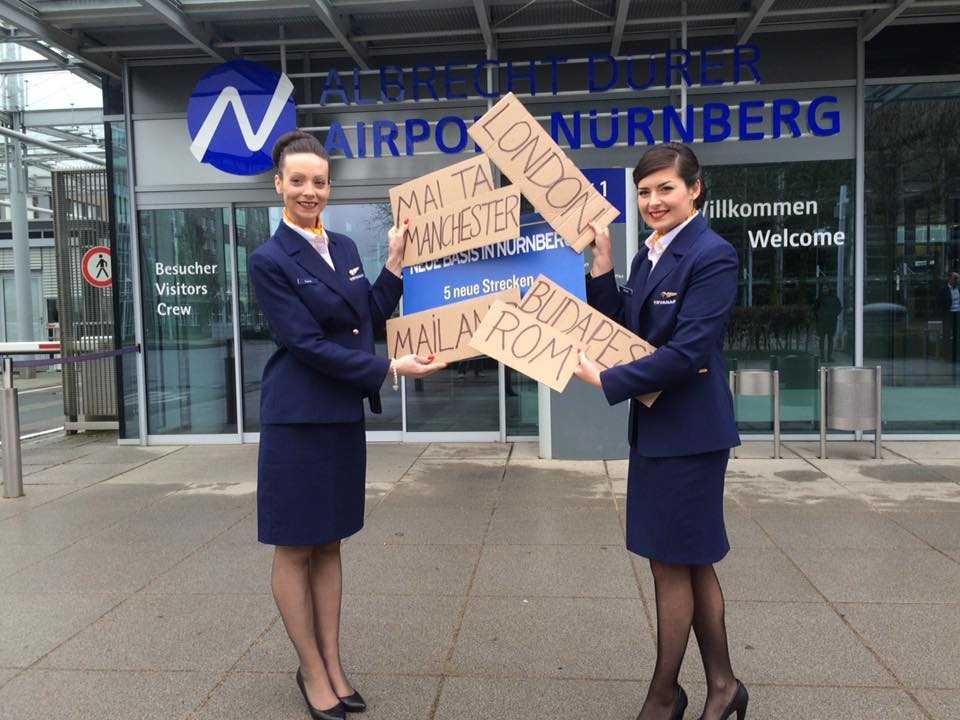 Ryanair-Nurnberg