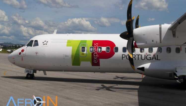Primul ATR 72-600 sub culorile TAP Express