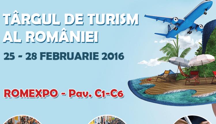Târgul de Turism al României 25-28 februarie 2016 / Deschiderea oficială pe 25 februarie