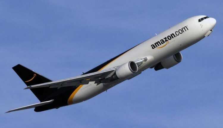 Amazon a închiriat 20 de aeronave Boeing 767F pentru propria flotă cargo