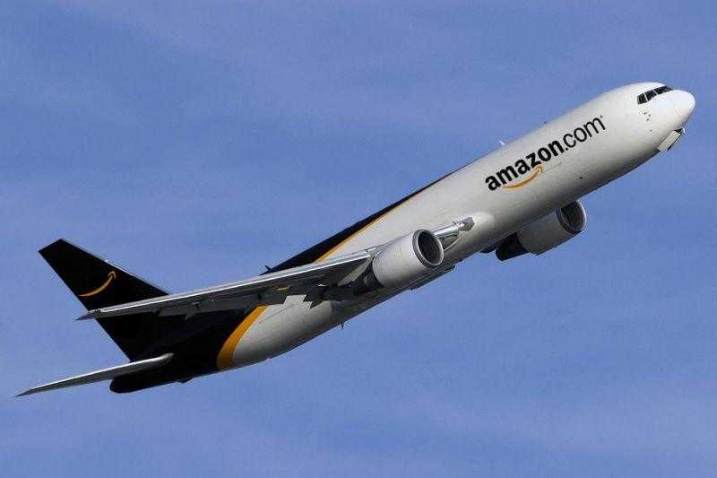 Boeing 767 Amazon