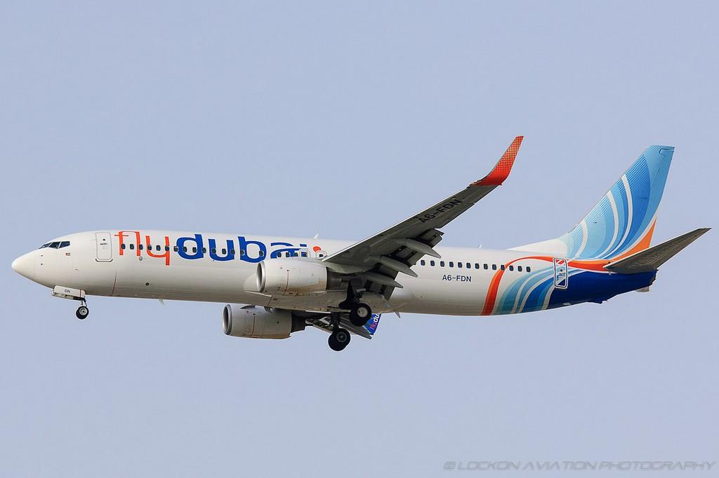 Boeing-737-800-FlyDubai-A6-FDN
