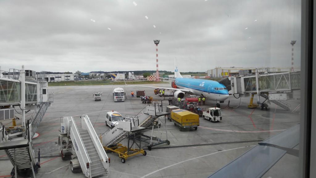 737-KLM Boeing-OTP