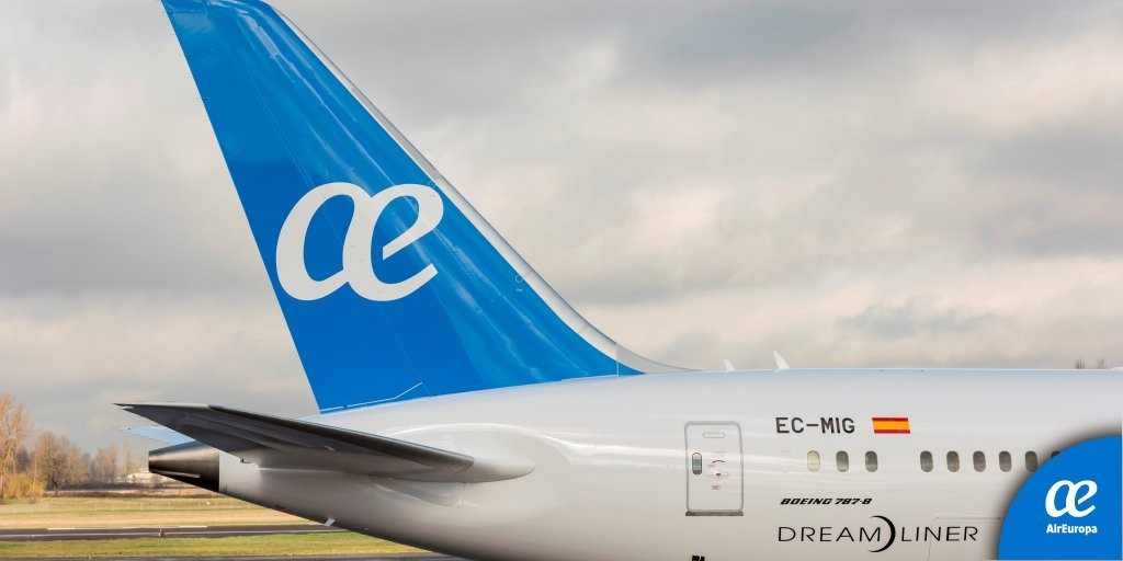 Boeing-787 8-Air-Europa
