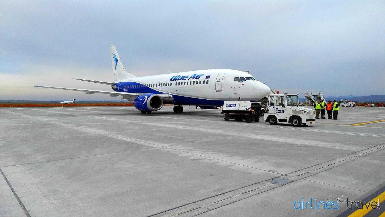 Blue Air: Bucuresti - IASI