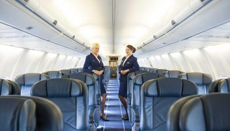 (Video) Boeing 737-700 Corporate Jet de la Ryanair