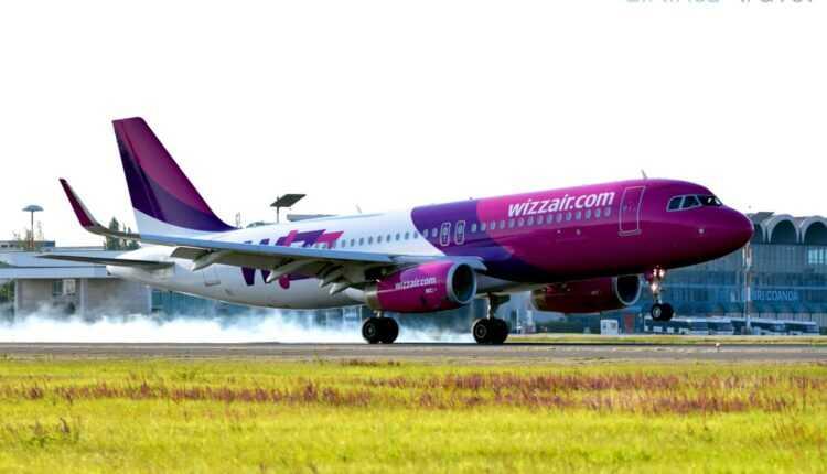 [Oferta Wizz Air] Cumperi un bilet şi al doilea e la jumătate de preţ