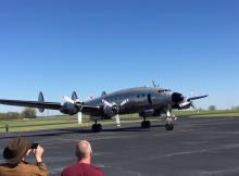 First-Air-Force-One-flies-again