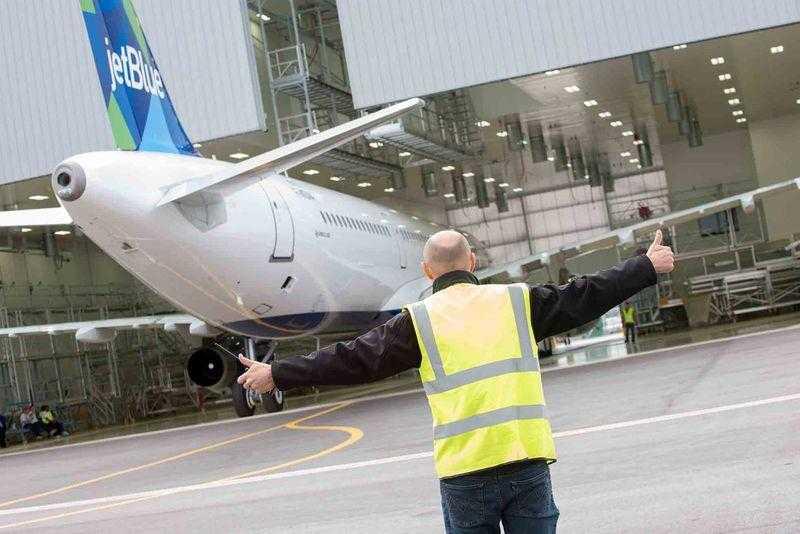 Airbus A321 USA