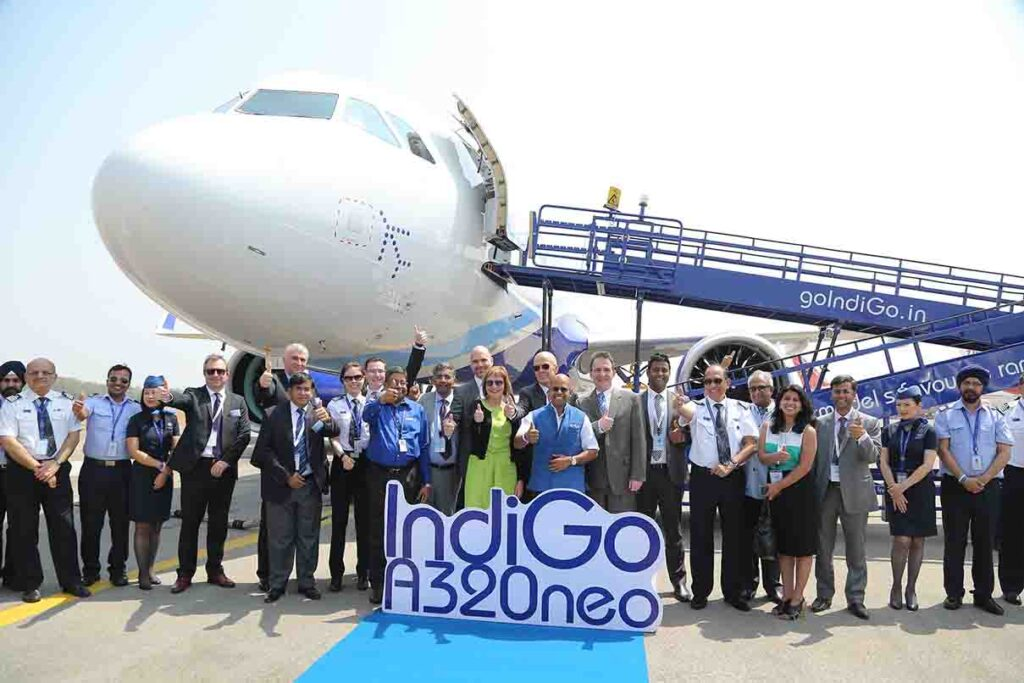IndiGo A320neo-India-Aviation-Hyderabad