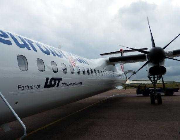 LOT-Bombardier-Q400