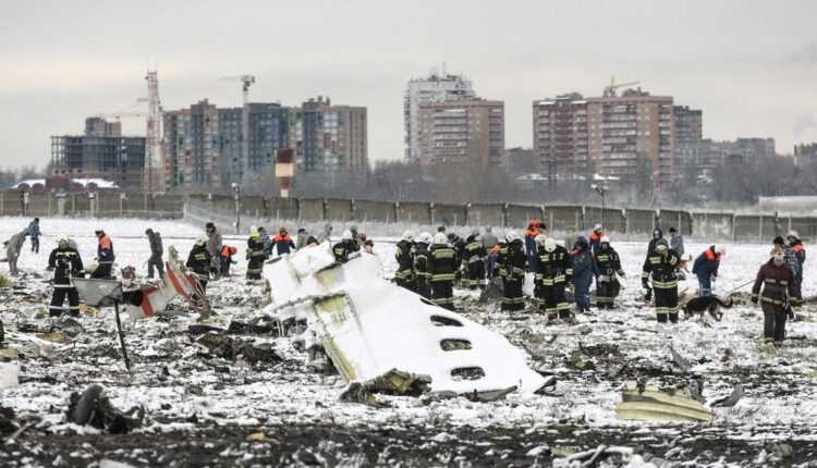 (Video) Prăbuşirea aeronavei Boeing 737-800 FlyDubai şi momentul impactului