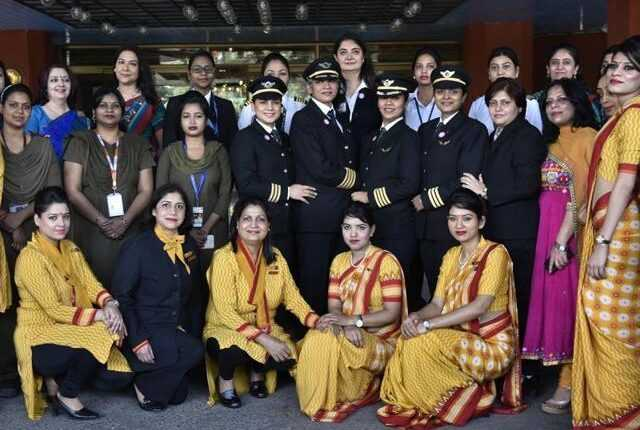 Zborul AI173 Air India (New Delhi – San Francisco) în mâinile femeilor