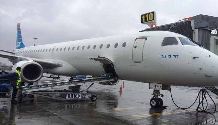Charter: Bucureşti – Tel Aviv cu Arkia Israeli Airlines, din 4 martie 2016