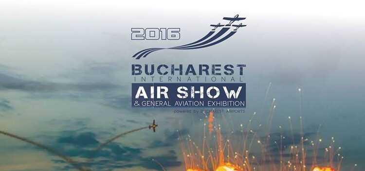 (Video) Spotul BIAS 2016  – Bucharest International Air Show