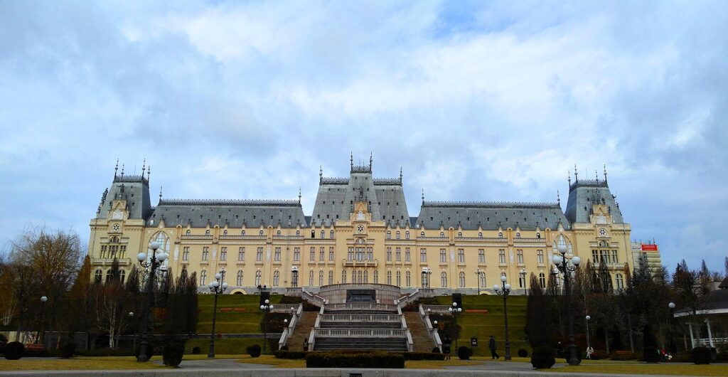 Palast der Kultur Iasi