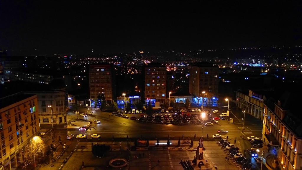 Privire panoramica Hotel Unirea