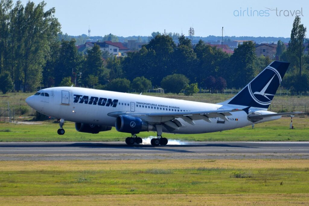TAROM Airbus A310