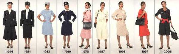 Uniform-air-france-70-years