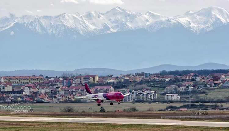 Destinaţii noi Wizz Air din Sibiu: Milano, Madrid, Memmingen şi Nurnberg