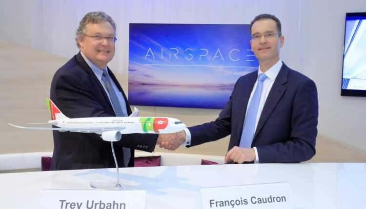 TAP Portugal va fi clientul de lansare pentru A330neo cu noul brand de cabină Airspace by Airbus