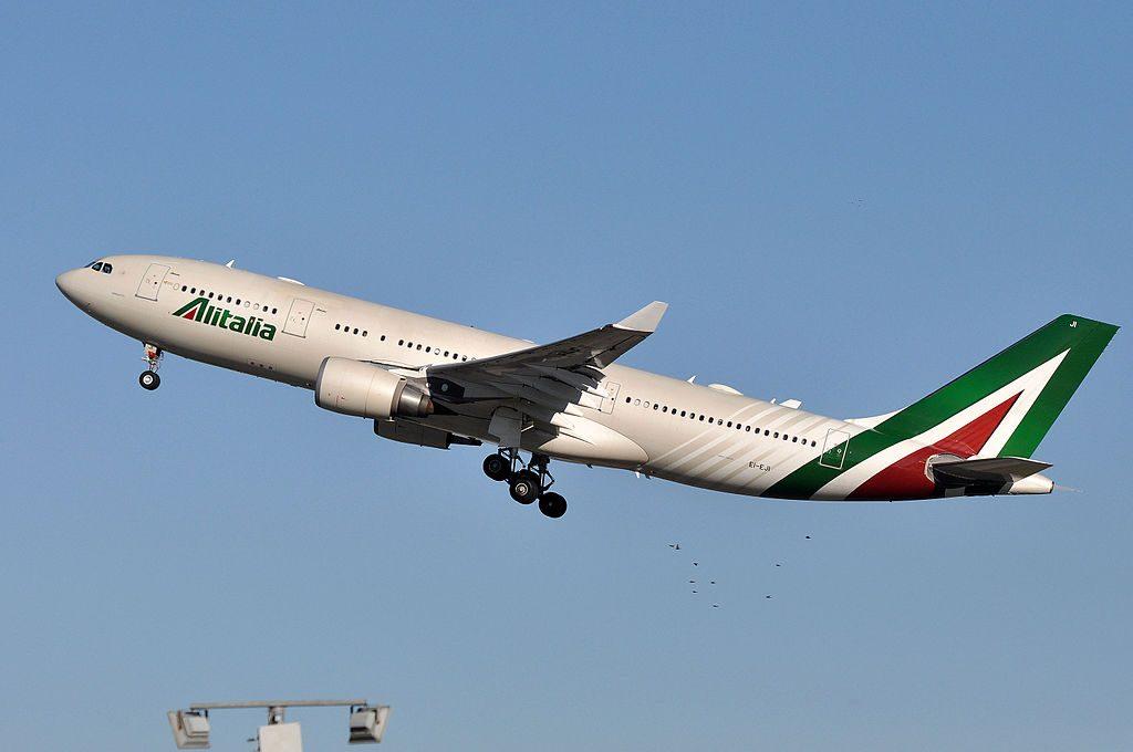 Airbus A330-Alitalia