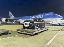 KLM CARGO si Rolls-Royce