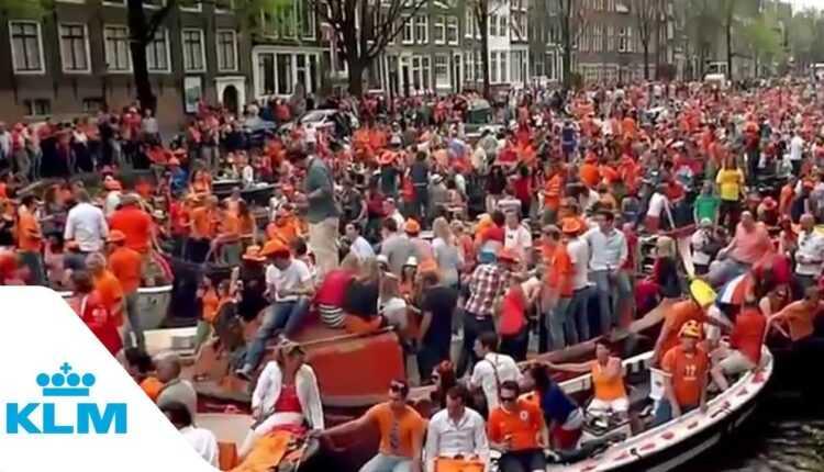 [Oferta KLM] Amsterdam de la 139 EURO / King's Day pe 27 aprilie / Keukenhof până pe 16 mai