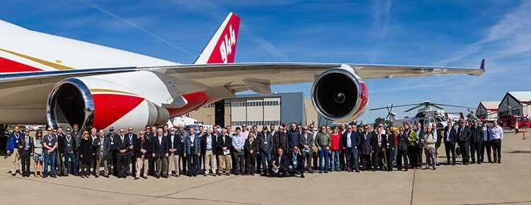 (Video) Boeing 747-400 SuperTanker, cel mai mare Airtanker din lume