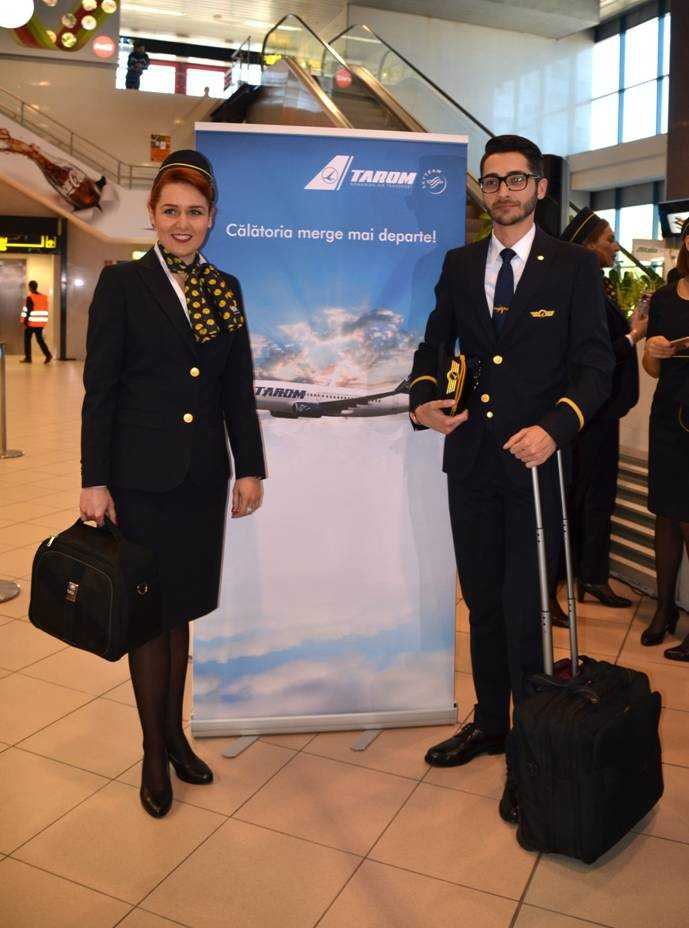 uniform TAROM
